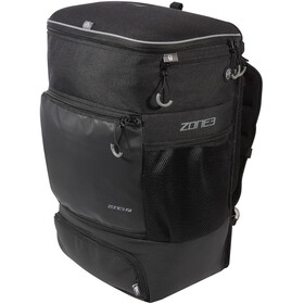 Zone3 Transition Mochila con Compartimento Casco de EVA, black/grey